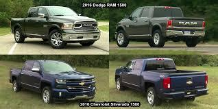 dodge vs ram benim otomobilim 2016 chevrolet silverado 1500 vs 2016 dodge ram