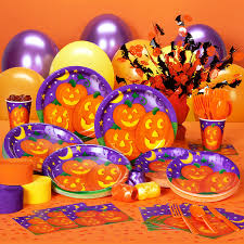 party city printable coupon display of halloween decorations for