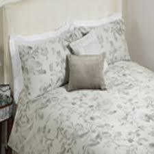 grace floral jacquard silver duvet cover at laura ashley