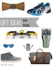 unique gift ideas for him sole serum