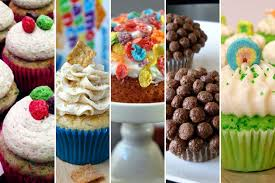 top five kids cereals that make awesome cupcakes