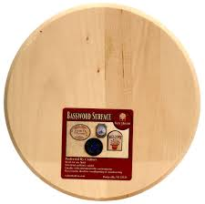 walnut hollow basswood plaque 8 in circle createforless