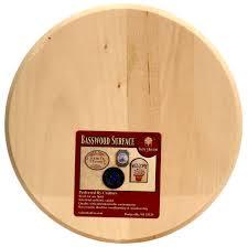 wood plaque walnut hollow basswood plaque 8 in circle createforless