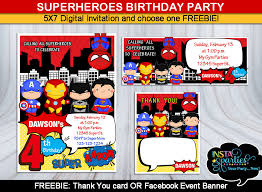 wonder invitations woman costume party halloween superhero