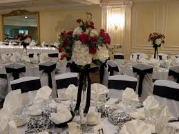 Black And Red Party Decorations Interior Design View Black White Themed Party Decorations Design