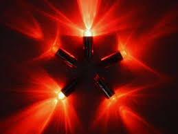 battery powered led lights outdoor 5 x red single led battery powered lights waterproof string led