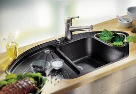 Corner Sink For Kitchen by Blanco Silgranit Specialty Sinks Blanco