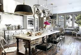 kitchen island with hanging pot rack kitchen island kitchen island with pan rack kitchen island with