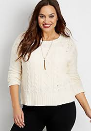s plus size sweaters cardigans pullovers cardis maurices