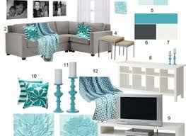 Teal Living Room Curtains Turquoise Living Room Curtains Fionaandersenphotography Co