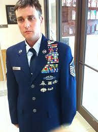 should i wear my uniform at my sons boot camp graduation if i am