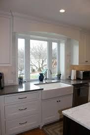 cabinet trim kitchen sink homebuyer23 s reveal kitchens forum gardenweb kitchen