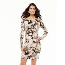 jennifer lopez printed embellished sheath dress women u0027s