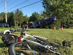 charges possible in bike car crash in liverpool township medina