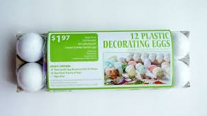 faux eggs for decorating water color gold leaf eggs up to date interiors