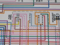 1967 camaro fuse box diagram wiring diagram simonand