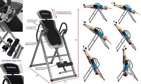 best inversion therapy table top 10 best inversion tables reviewed in 2017 sports fitness