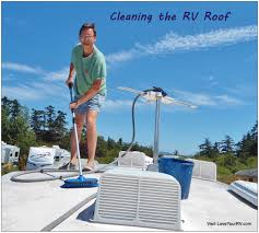 Best Way To Wash Walls by How I Wash Wax And Detail The Rv Loveyourrv Com Blog