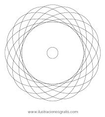 atomo dibujo tatoo ilustración gratis dibujos de mandalas para colorear un átomo