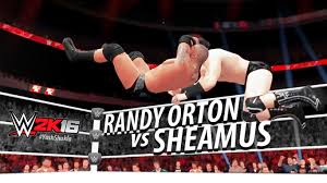 wwe 2k16 ps4 british bulldog vs x pac vs rikishi full match wwe 2k16 randy orton vs sheamus feat mid air rko ps4