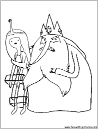 100 printable adventure time coloring pages cartoon addition