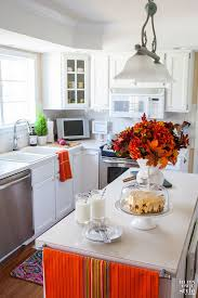 fall kitchen decorating ideas finding fall home decorating tour in my own style
