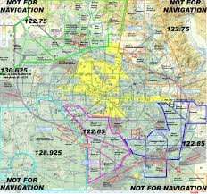 Map Of Greater Phoenix Area by Phoenix Area Practice Areas Frequencies And Aerobatic Boxes