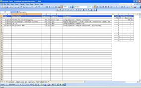 Excel Spreadsheet Templates 100 Projected Budget Template Excel 32 Free Excel