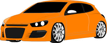 car clipart orange car clipart clipartuse