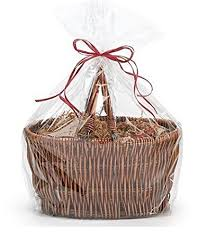 where to buy cellophane wrap for gift baskets large jumbo size clear cellophane bags basket
