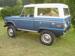 starwood motors bronco early bronco crash test car pinterest early bronco ford