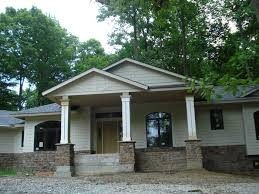 House Plans With Front Porch One Story Season Room Addition To Look Like The Rest Of The House With A