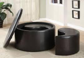 round ottoman coffee table garden home newcoffeetable com