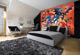 mural petagadget dc comics wallpaper mural