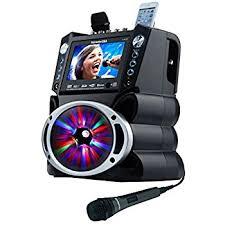 Lights And Camera Lyrics Amazon Com 2016 Version Singing Machine Sml 385 Top Loading Cdg
