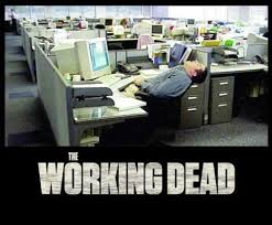 Sleep At Work Meme - the working dead television pinterest office memes memes