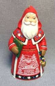 2015 father christmas 12 hallmark keepsake ornament hooked on