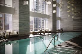 Temporary Walls Nyc by Best Hotels With Indoor Pools In Spas Or On Rooftops In Nyc
