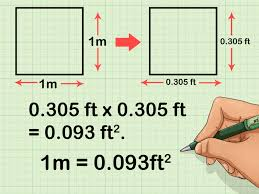 1 square meter to square feet 7053
