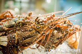 All You Can Eat Lobster Buffet by Where To Get All The Lobster You Can Eat In Manila En Route