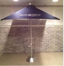 Budweiser Patio Umbrella Outdoor Garden Patio Garden Umbrella Bud Light Budweiser Home