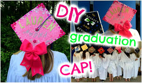Diy Graduation Party Decorations Diy Graduation Cap How I Decorated My Cap Youtube