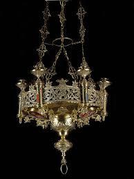 Chandelier Antique Brass Chandelier Gothic Antique Gothic Editonline Us