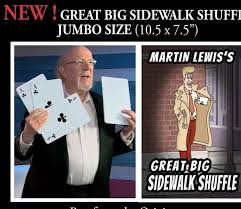 Shid Meme - great big sidewalk shuffle by martin lewis 29 95 the cuckoos