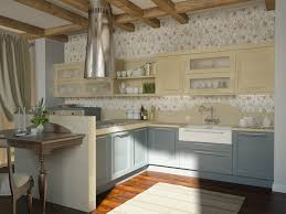 Traditional Kitchen - kitchen dazzling superb traditional kitchen floral motif