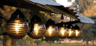 lighting ideas outdoor lamps for patio with 6 round lamps ideas