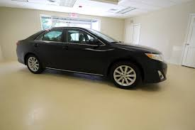 2012 toyota camry xle super clean back up camera leather sunroof