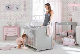 chambre de fille chambre bébé déco styles inspiration maisons du monde