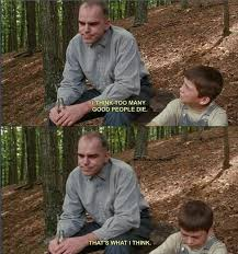 Sling Blade Meme - sling blade not funny haha sopakco sure pak mre meal ready to eat