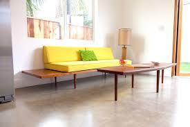 modern daybed horizon daybed sofa casara modern